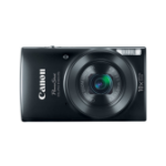 "Canon PowerShot ELPH 190 IS Compact camera 20 MP 1/2.3"" CCD 5152 x 3864 pixels Black"