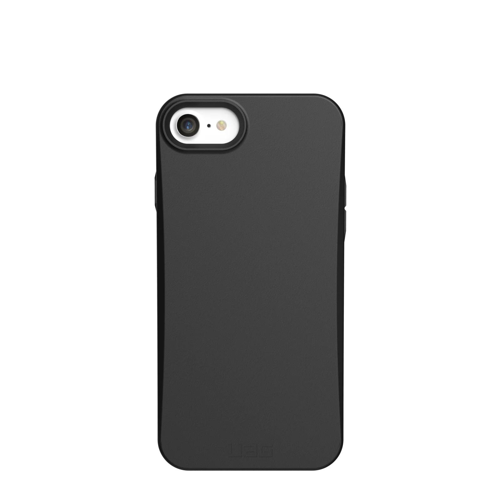 "Urban Armor Gear Biodegradable Outback funda para teléfono móvil 11,9 cm (4.7"") Carcasa rígida Negro"