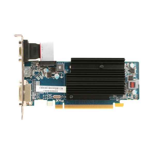 Sapphire 11190-09-20G videokaart Radeon HD6450 2 GB GDDR3