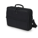 "Dicota Multi Plus 39.6 cm (15.6"") Messenger case Black"