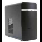 Zoostorm Evolve 9th gen Intel® Core™ i3 i3-9100F 8 GB DDR4-SDRAM 240 GB SSD Black PC Windows 10 Home