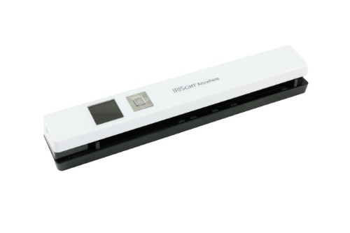 I.R.I.S. IRIScan Anywhere 5 Sheet-fed scanner 1200 x 1200DPI A4 White
