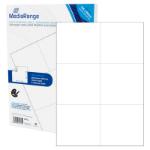 MediaRange MRINK144 self-adhesive label White Permanent 300 pc(s)