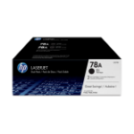 HP 78A Origineel Zwart Multipack 2 stuk(s)