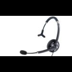 Jabra UC Voice 750 USB Monaural Head-band Black headset
