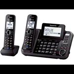 Panasonic KX-TG9542B DECT Caller ID Black telephone