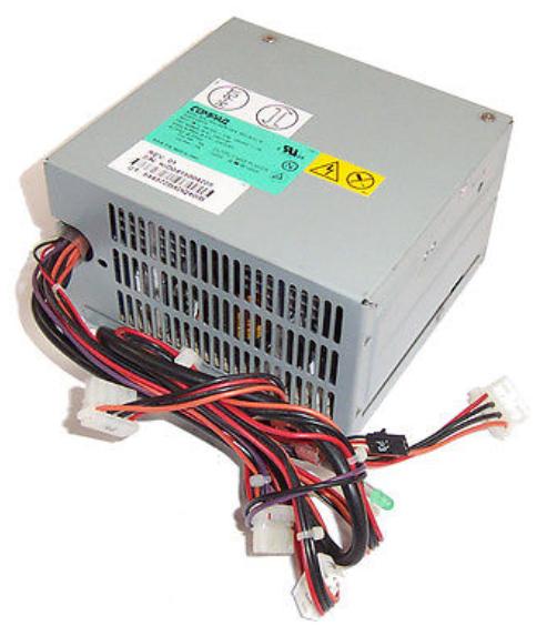 HP 234075-001 power supply unit 200 W 3U Black,Grey