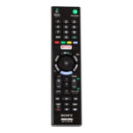 Sony RMT-TX102D remote control Wired TV