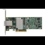 Intel RS3SC008 PCI Express x8 3.0 12Gbit/s RAID controller