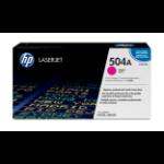 HP 504A 1 stuk(s) Origineel Magenta