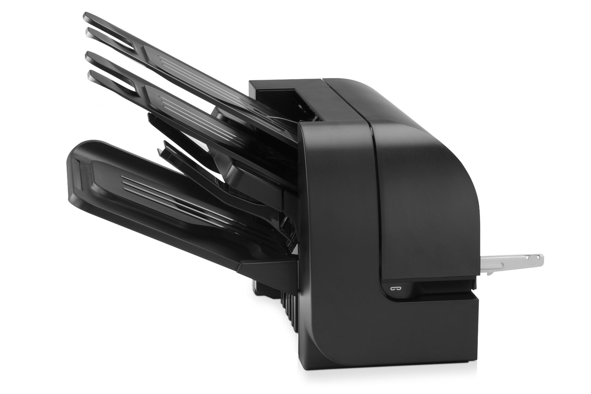 HP 900-sheet 3-bin Stapling Mailbox