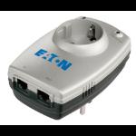 Eaton Protection Box 1 Tel DIN limitador de tensión 1 salidas AC 220-250 V Plata