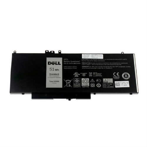 DELL 4-Cell 51Whr notebook battery Lithium-Ion (Li-Ion)