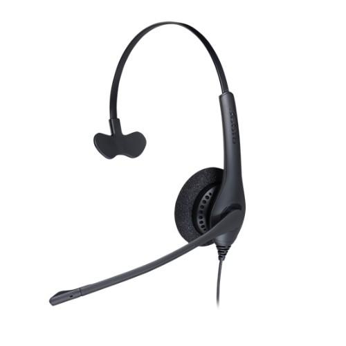 Jabra BIZ 1500 Mono USB Headset Head-band Black