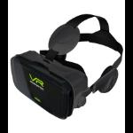 Monster Digital VR Headset Smartphone-based head mounted display Black