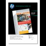 HP Professional inkjetpapier, mat, 100 vel, A3/297 x 420 mm