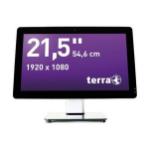 "Wortmann AG 2211 GREENLINE 54.6 cm (21.5"") 1920 x 1080 pixels Touchscreen 7th gen Intel® Core™ i5 i5-7400 8 GB DDR4-SDRAM 500 GB SSD Black,Silver All-in-One PC"