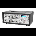 Pyle PMX840BT 8channels 10 - 200000Hz Black,Silver DJ mixer