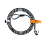Kensington 64025 2.2m Zilver kabelslot