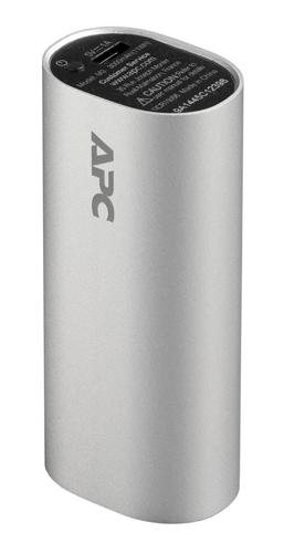 APC Power Pack M3 power bank Silver Lithium-Ion (Li-Ion) 3000 mAh