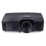 Acer Essential X118H data projector 3600 ANSI lumens DLP SVGA (800x600) Ceiling-mounted projector Black