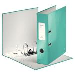 Leitz 180° WOW ring binder Cardboard Turquoise