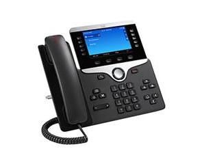 Cisco 8851 Wired handset Black IP phone