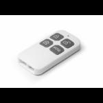 Technaxx TX-87 IR Wireless Press buttons White remote control