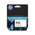 HP F6U14AE (953) Ink cartridge yellow, 700 pages, 10ml