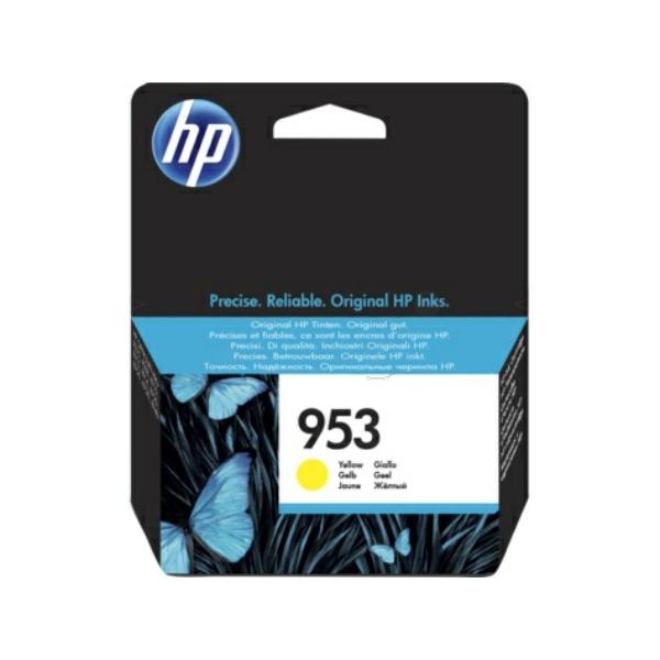 HP F6U14AE (953) Ink cartridge yellow, 700 pages, 10ml