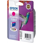 Epson C13T08034011 (T0803) Ink cartridge magenta, 220 pages, 7ml