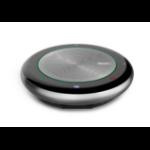 Yealink CP700 speakerphone Universal USB/Bluetooth Black, Silver