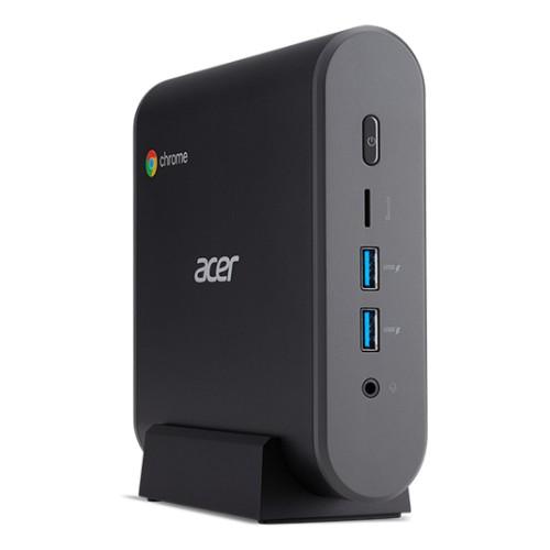 Acer Chromebox CXI3 8th gen Intel® Core™ i7 i7-8550U 16 GB DDR4-SDRAM 64 GB SSD Black Mini PC