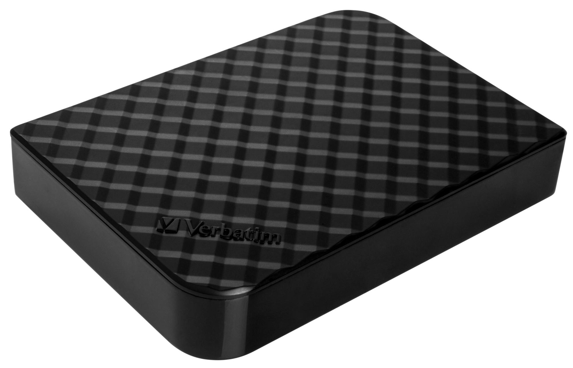 Verbatim Store 'n' Save external hard drive 8000 GB Black
