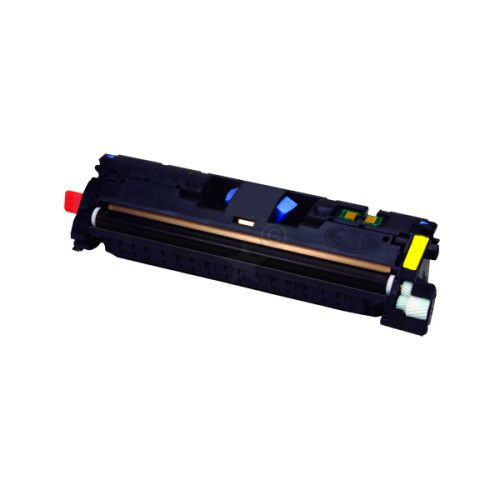 Remanufactured HP Q3962A (122A) / C9702A (121A) / Canon EP-701Y Yellow Toner Cartridge