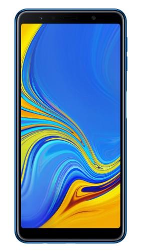 """Samsung Galaxy A7 (2018) SM-A750F 15.2 cm (6"""") 4 GB 64 GB Single SIM Blue 3300 mAh"""