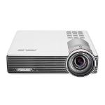 ASUS P3B Portable projector 800ANSI lumens DLP WXGA (1280x800) White data projector