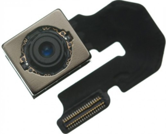 CoreParts MOBX-IP6-INT-11 mobile phone spare part Rear camera module Black