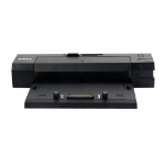 DELL 331-6304 notebook dock/port replicator Docking Black