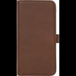 eSTUFF ES671058 mobile phone case Wallet case Brown