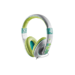 Trust Sonin Kids Green,Grey Supraaural Head-band