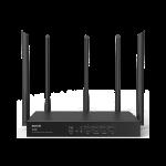 Tenda W20E AC1350 Gigabit Wireless Load Balance Router, 500 Square Meters, 867/450Mbps, 100 Users, Gigabit