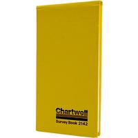 Chartwell L SURVEY BK 4X8IN DIMENSION 2142