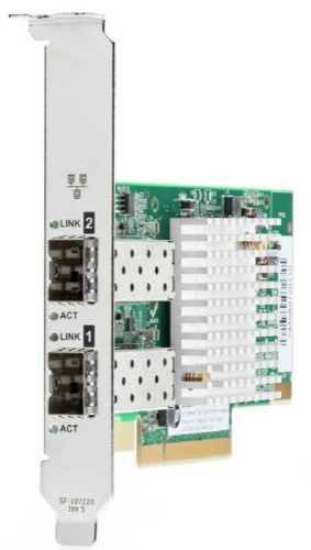 Hewlett Packard Enterprise Ethernet 10Gb 2-port 562SFP+ Internal Fiber 20000 Mbit/s