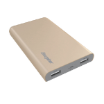 Energizer UE8003 power bank Gold Lithium Polymer (LiPo) 8000 mAh