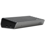Targus DOCK160USZ Wired USB 3.0 (3.1 Gen 1) Type-A Black,Grey