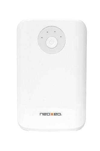 Neoxeo X370H37024 power bank Lithium-Ion (Li-Ion) 9000 mAh White