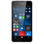 Microsoft Lumia 650 Single SIM 4G 16GB Black smartphone