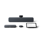 "Lenovo Google Meet Series One Room Kit 10.1"" 1280 x 800 pixels LCD Wi-Fi 5 (802.11ac) Black Bluetooth"