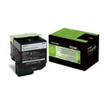 Lexmark 70C2XK0 (702XK) Toner black, 8K pages